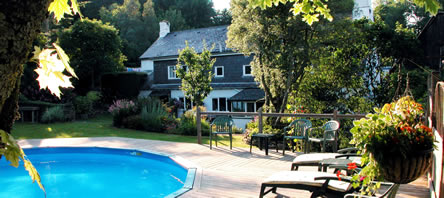 Holiday Cottages South Devon With Pool 4 Star Short Breaks Totnes Torbay And Torquay